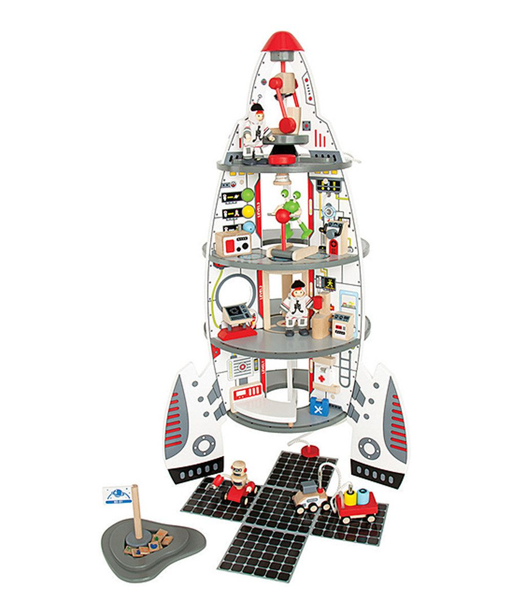 look at this zulilyfind discovery space center toy set. Black Bedroom Furniture Sets. Home Design Ideas