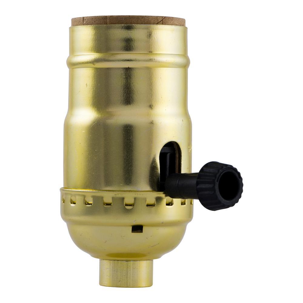 Ge 3 Way Lamp Socket Lamp Socket Home Depot Diy Floor Lamp