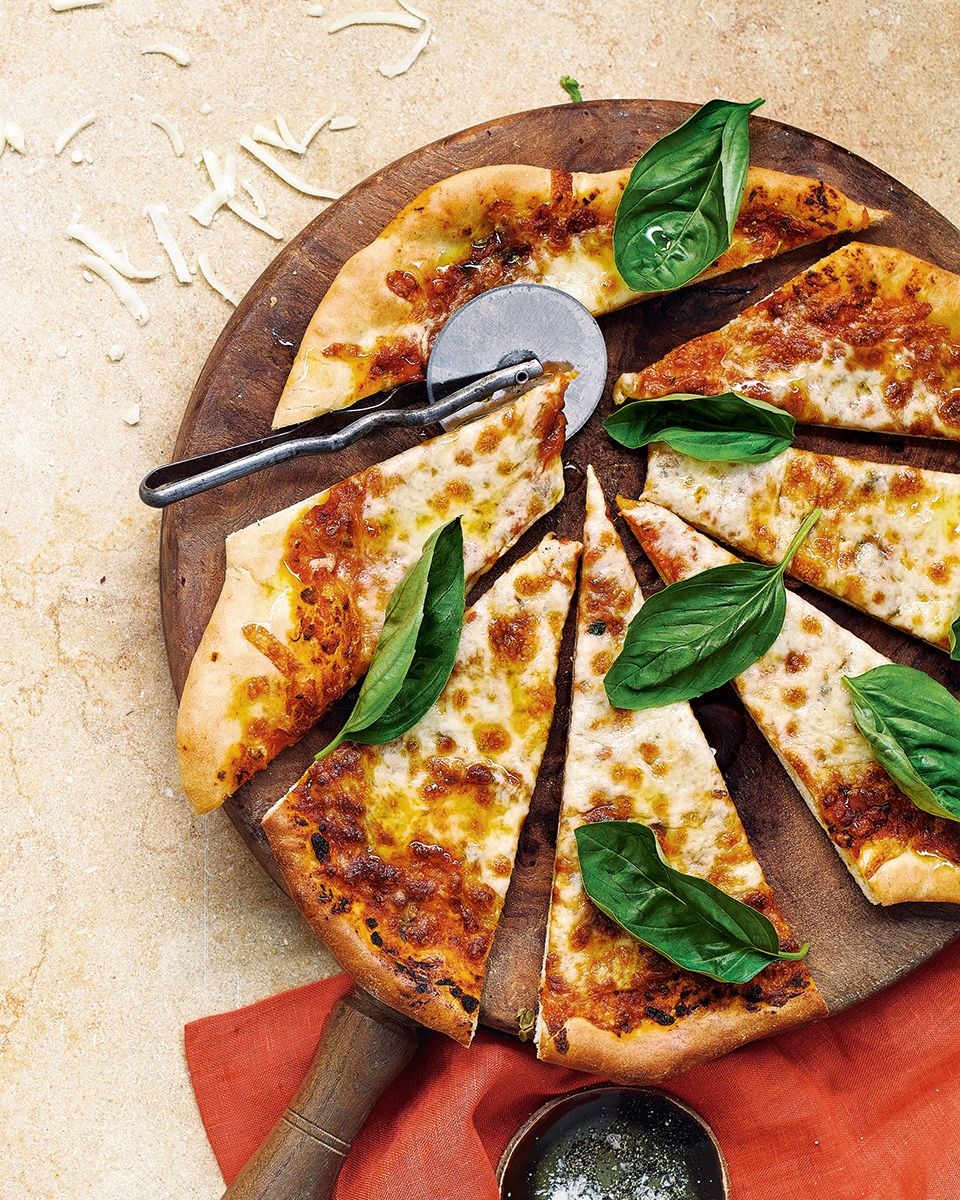 The ultimate margherita pizza recipe italian dishes dishes and the heady aromas of this much loved italian dish will fill your kitchen and transform forumfinder Image collections
