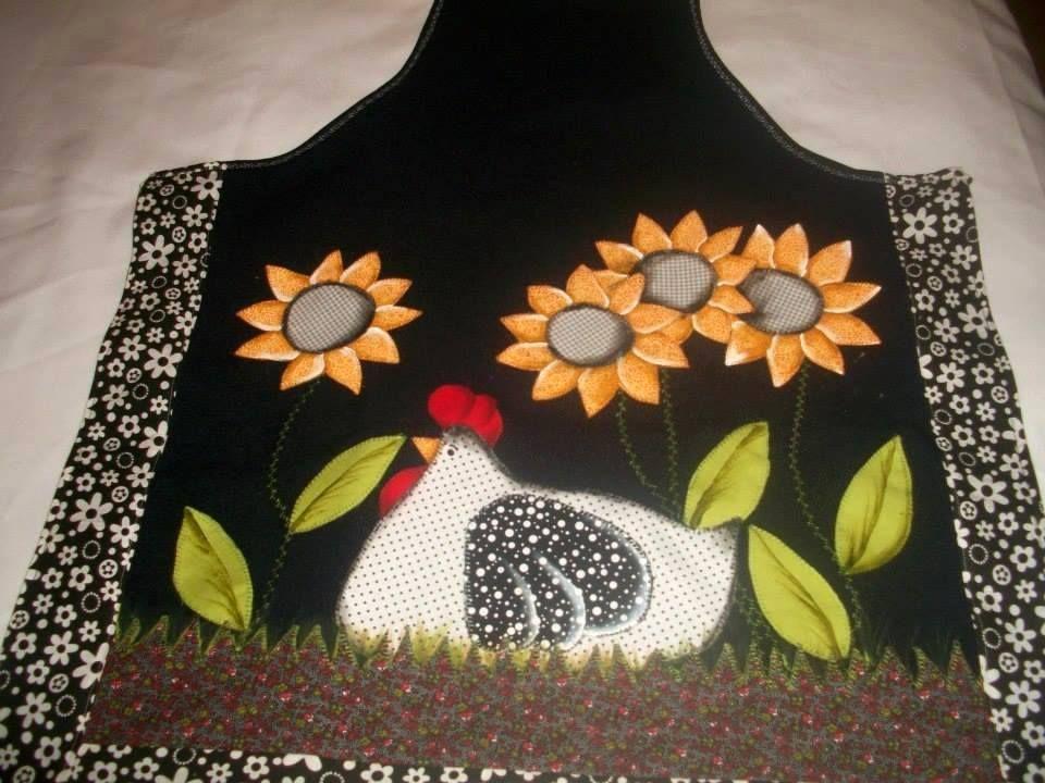 Arm gallinitas t cnica patchwork lencer a de cocina - Patchwork para cocina ...