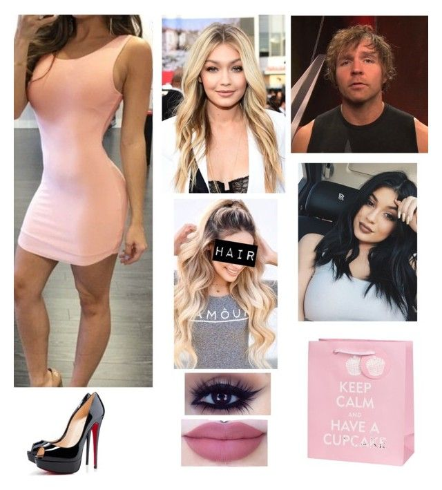 """""""Rose's 18th Birthday Party- Ashlynn """" by wwegirl2424 ❤ liked on Polyvore featuring art"""