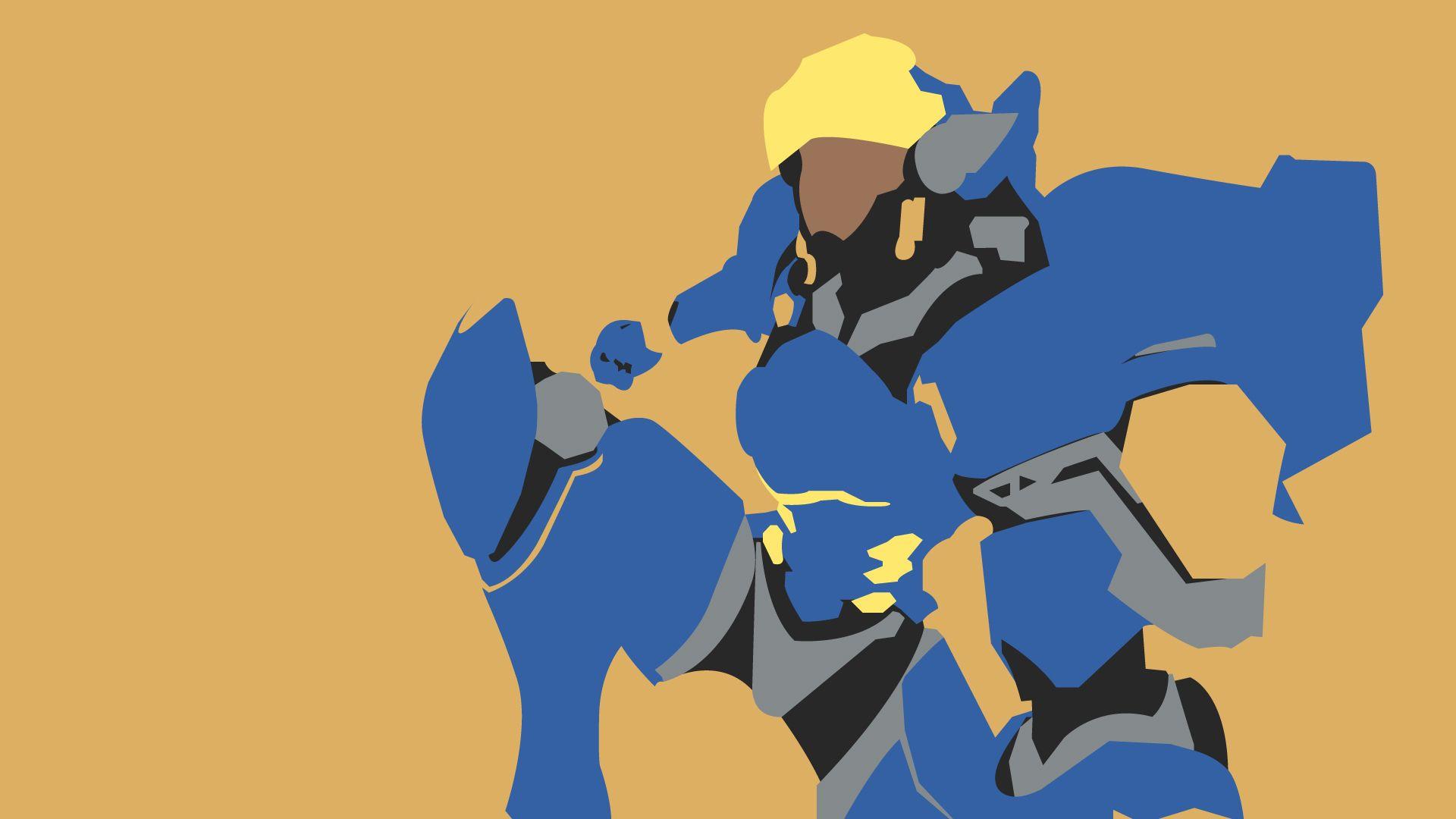 Pharah Overwatch Armor Wallpapers HD Desktop and Mobile ...