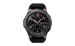Samsung Galaxy Gear S3 Frontier Smartwatch Black