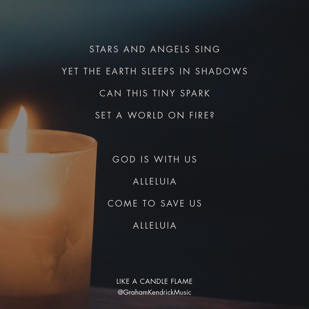 The Candle Song (Like a candle flame) | Candle flames ...