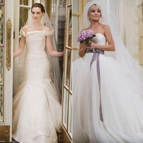 Movie wedding dress
