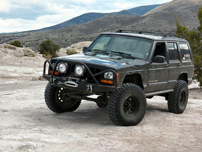 dodahman 1990 Jeep Cherokee 25760560031_large | Jeep