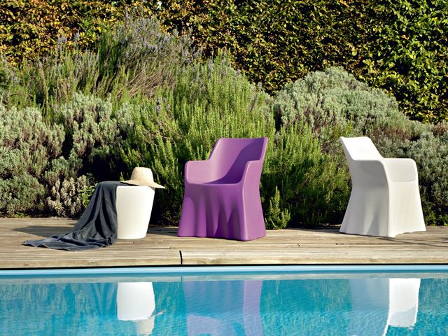 Phantom Armchair Suitable For Outdoor By Domitalia