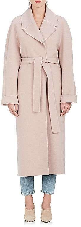 The Row Women S Mesly Cashmere Wool Belted Coat Ladies Coat Design Coat Design Coat