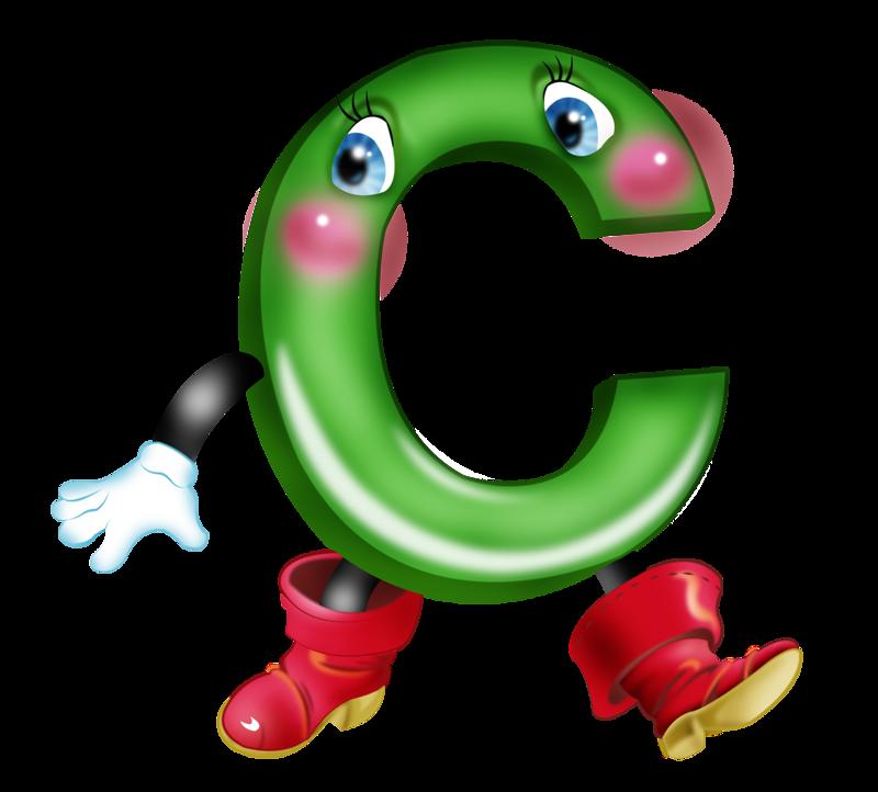 Картинка веселой азбуки