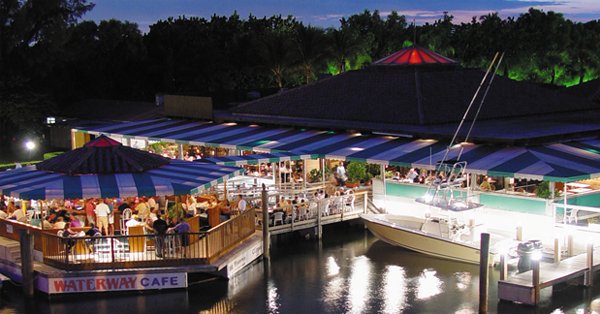 Waterway Cafe Palm Beach Gardens Great For An Outdoor Happy Hour With Friends Palm Beach