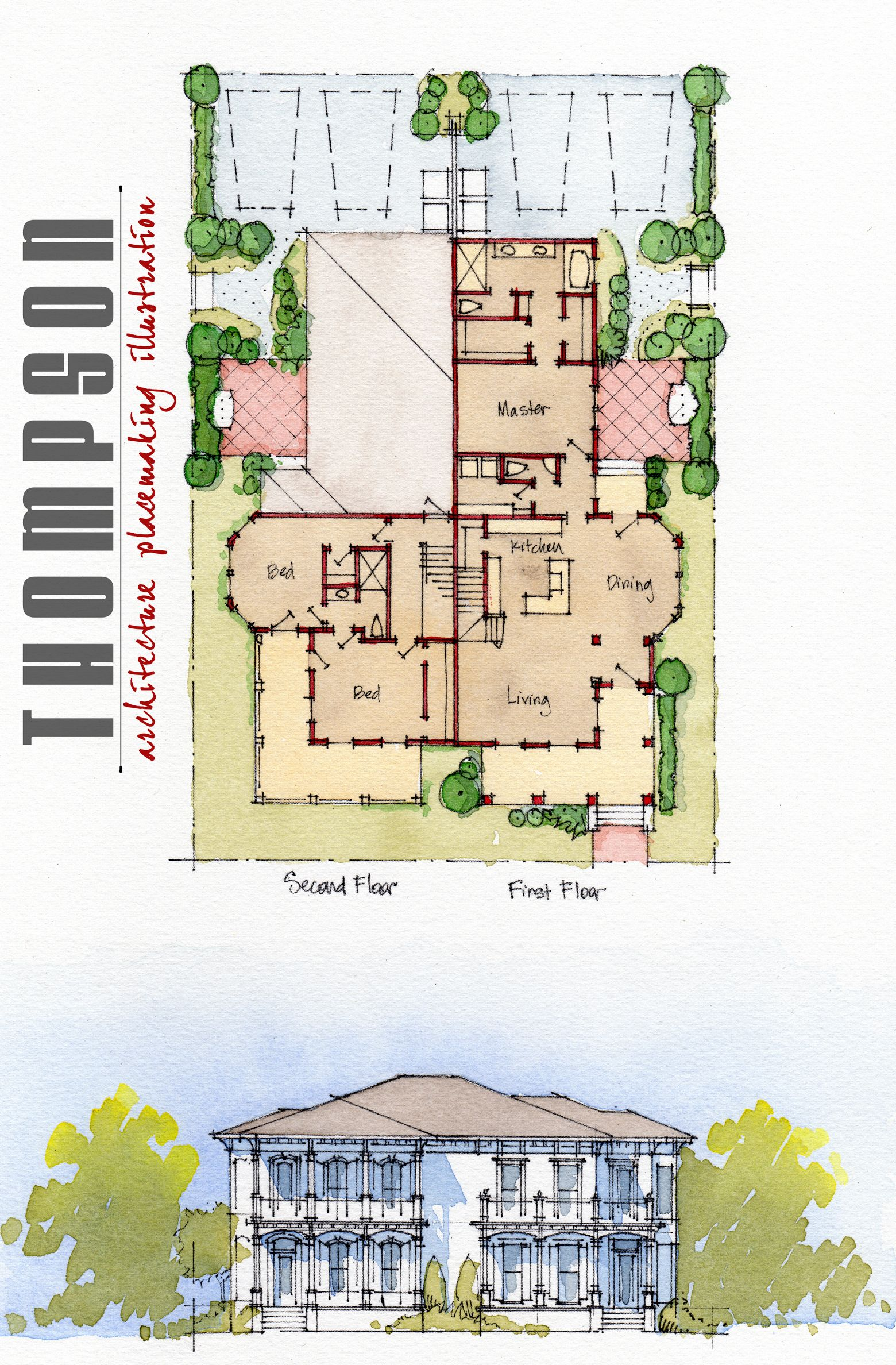 Pin By Duvaughn Major On Urban Planning Vintage House Plans Traditional House House Design