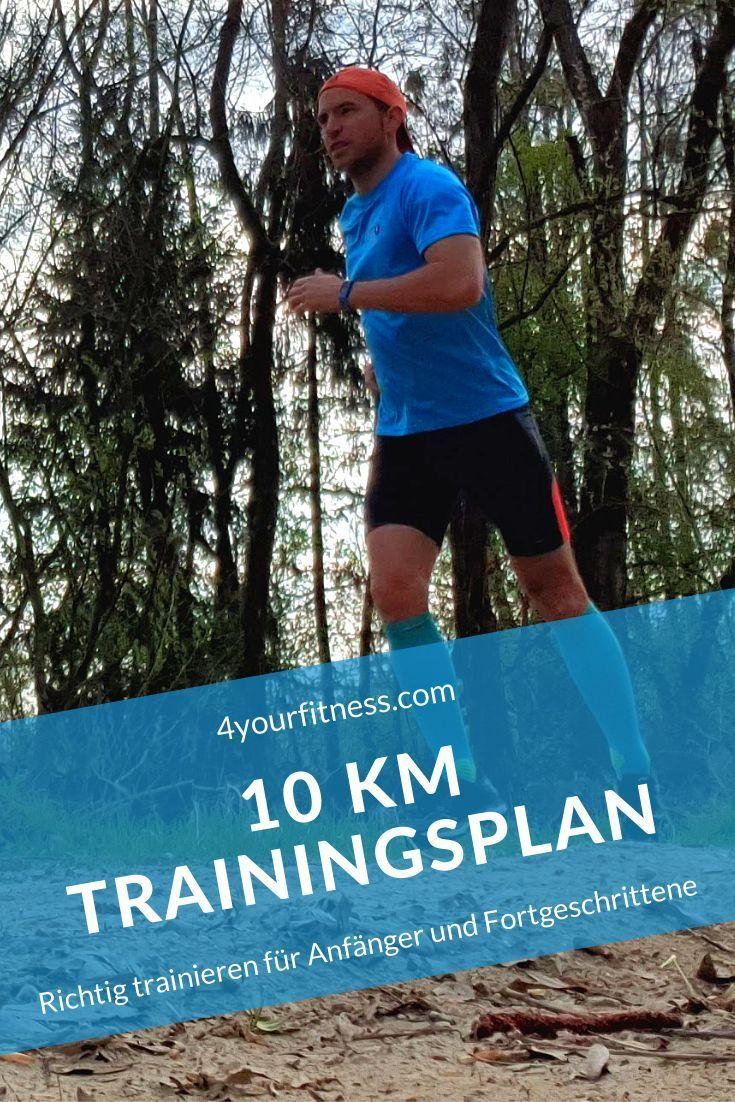 Trainingsplan 10 km Lauf: Richtig trainieren für Anfänger und Fortgeschrittene