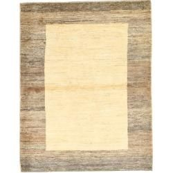 Gabbeh Persisch Teppich 110x143 Perserteppich