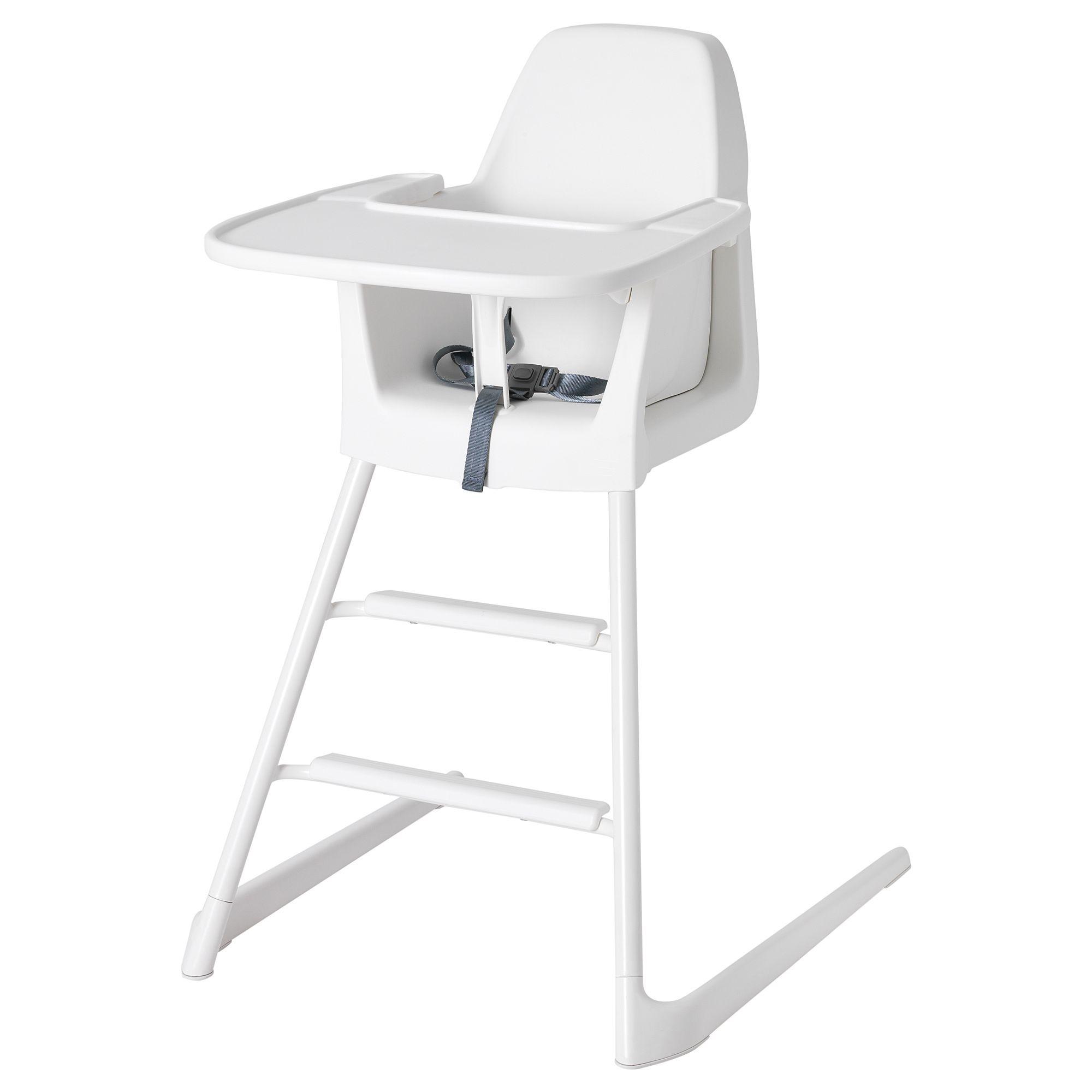 langur chaise haute/enfant et tablette - ikea | achats installation