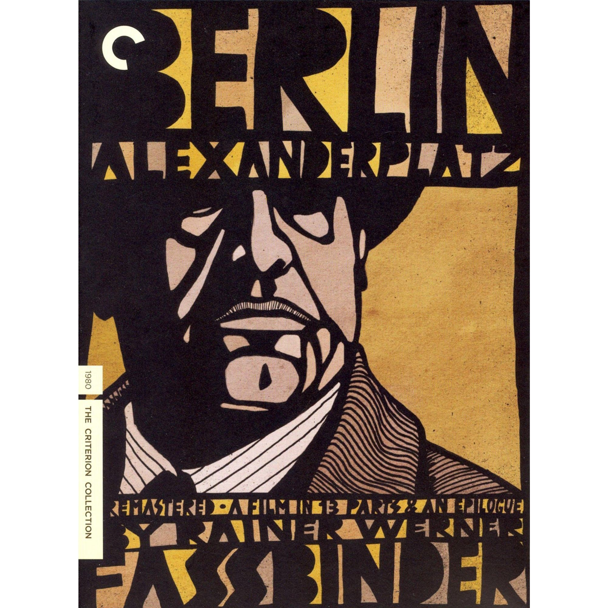 Berlin Alexanderplatz Dvd The Criterion Collection Berlin Poster Boys