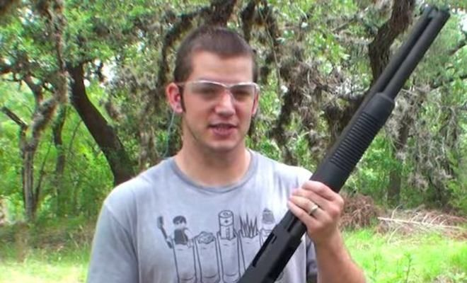 Video: This Is Basically A Horror Movie For Watermelons – Lad Puts His Mossberg 500 Shotgun Through Years Of Weird Experiments And It's Still Going Hard! – Bachelors Boulevard