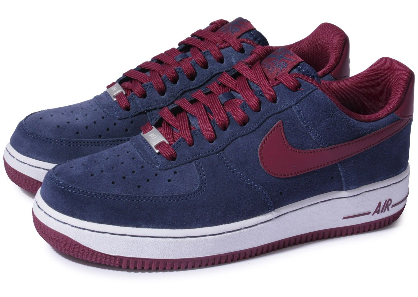 nike air force one rouge bordeaux,Nike Air Force 1 u002707