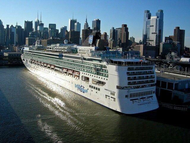 New England/Canada Cruise September 2013 NCL Gem