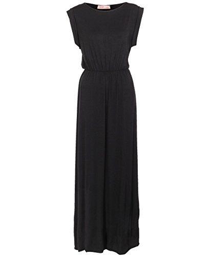 Schwarze lange kleider gunstig