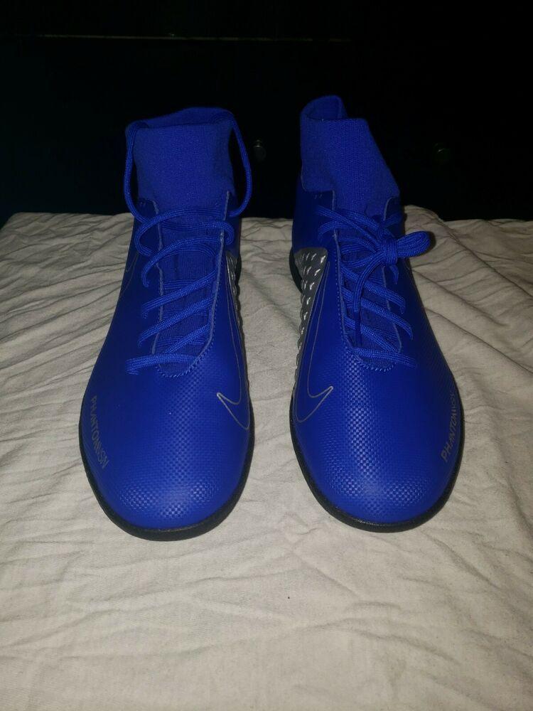 d40d91222 Advertisement(eBay) Nike Phantom Vision Elite Soccer Cleats VSN AO3262 400  US10 Brand New