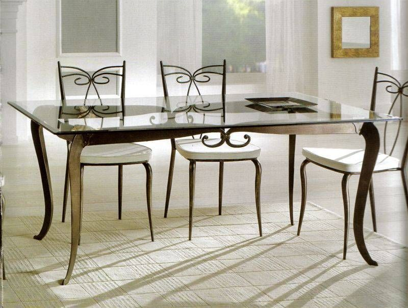 22+ Glass dining table set up Trend