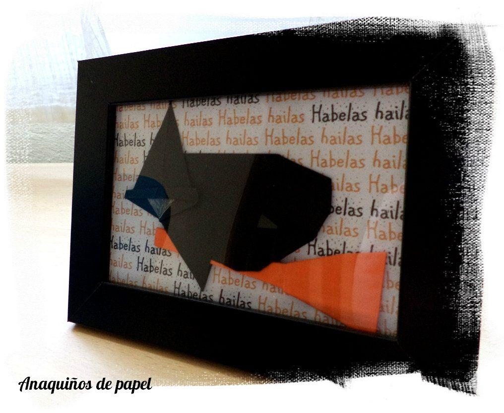 Anaquiños de papel