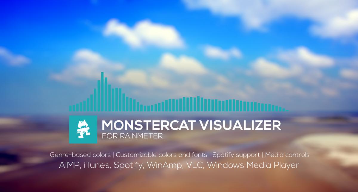 Monstercat Visualizer for Rainmeter 1 2 1 by MarcoPixel