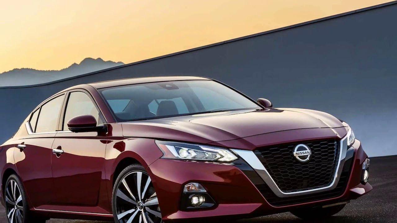 AMAZING! Nissan Altima 2019 Wants To Shake Up Midsize