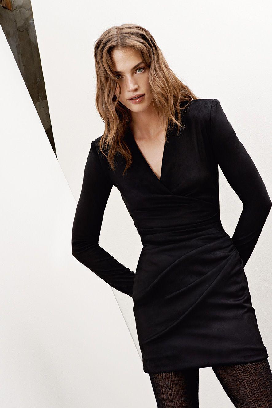 Black dress #minimalist #fashion #style