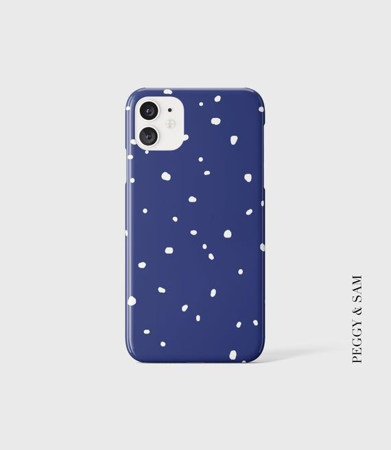 Dots - iPhone 11 Case, Spotty, iPhone SE, Samsung S10 Case, iPhone XR Case, Samsung S20 ,iPhone X Case, iPhone 8, Samsung S9 Case, Note 9