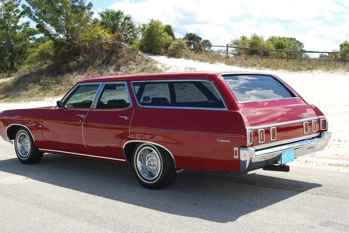 1969 Chevrolet Kingswood For Sale 2245390 Hemmings Motor News
