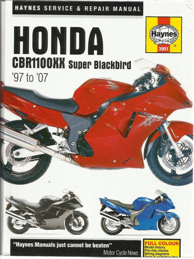 haynes honda cbr1100xx super blackbird service and repair manual rh pinterest com Kawasaki Ninja ZX-10R BMW S1000RR