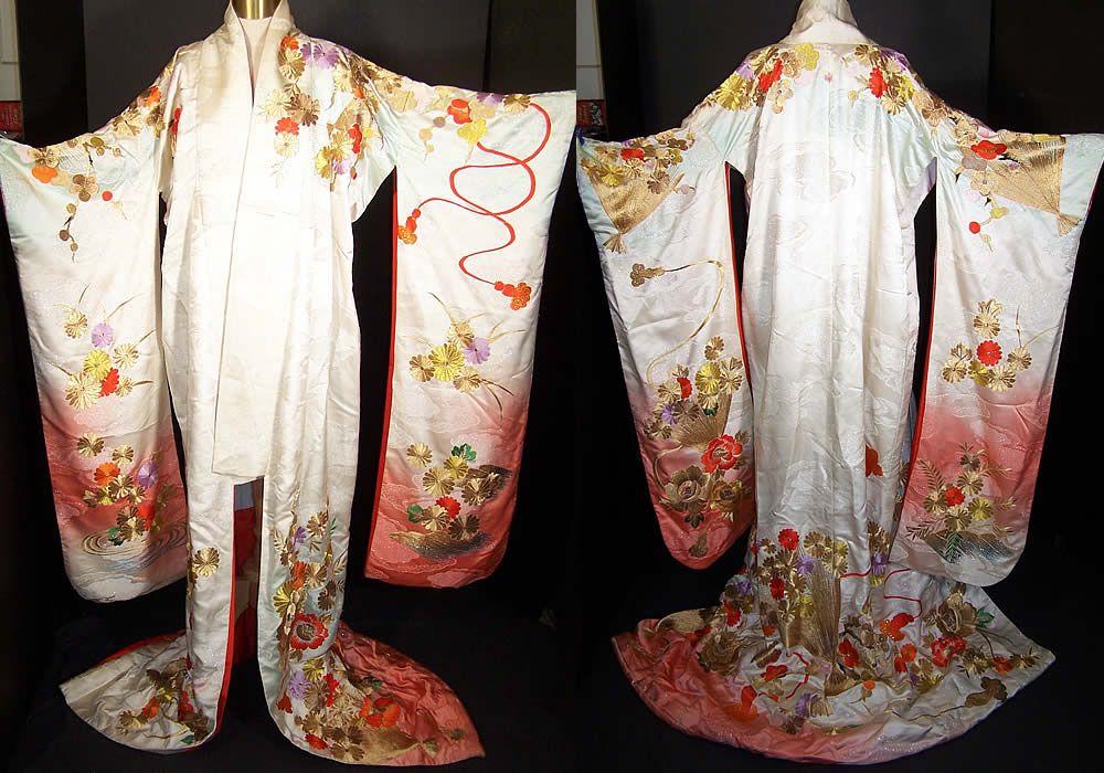 Kimono, Obi & Geisha