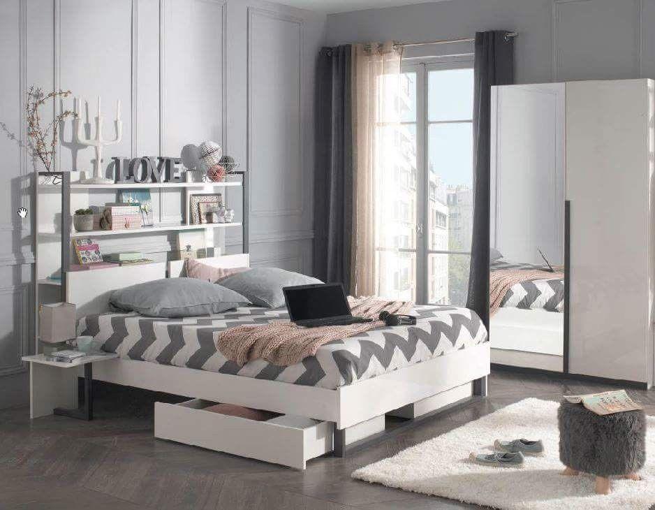 Épinglé par Eva Scrive sur Inspirations chambre Chambre
