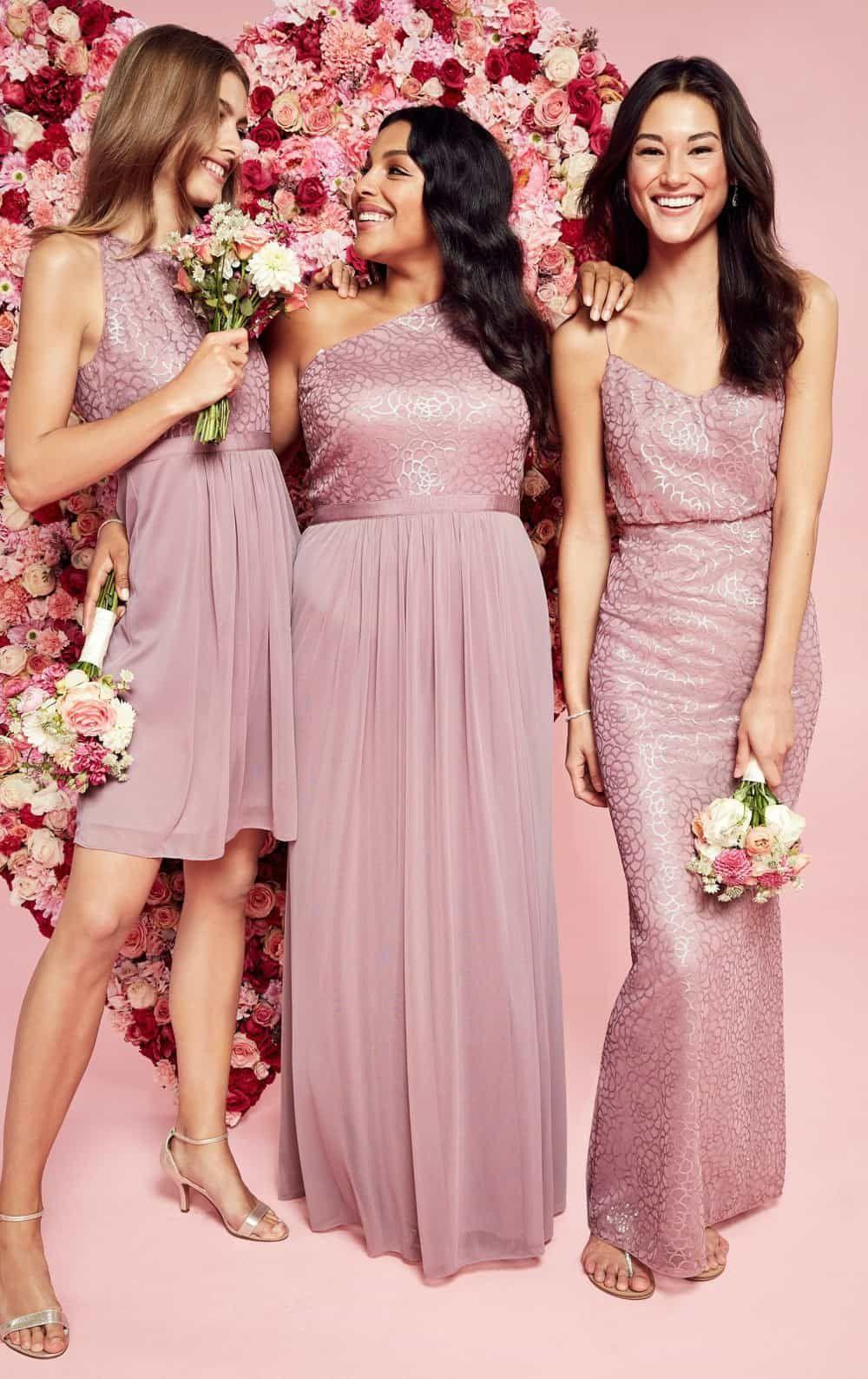 New Affordable Bridesmaid Dresses from David\'s Bridal | Bridal ...