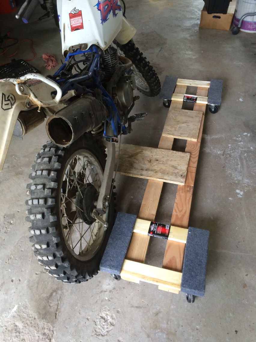 Mover Dollies For Dirtbike Stand Camping Storage Jeep Camping
