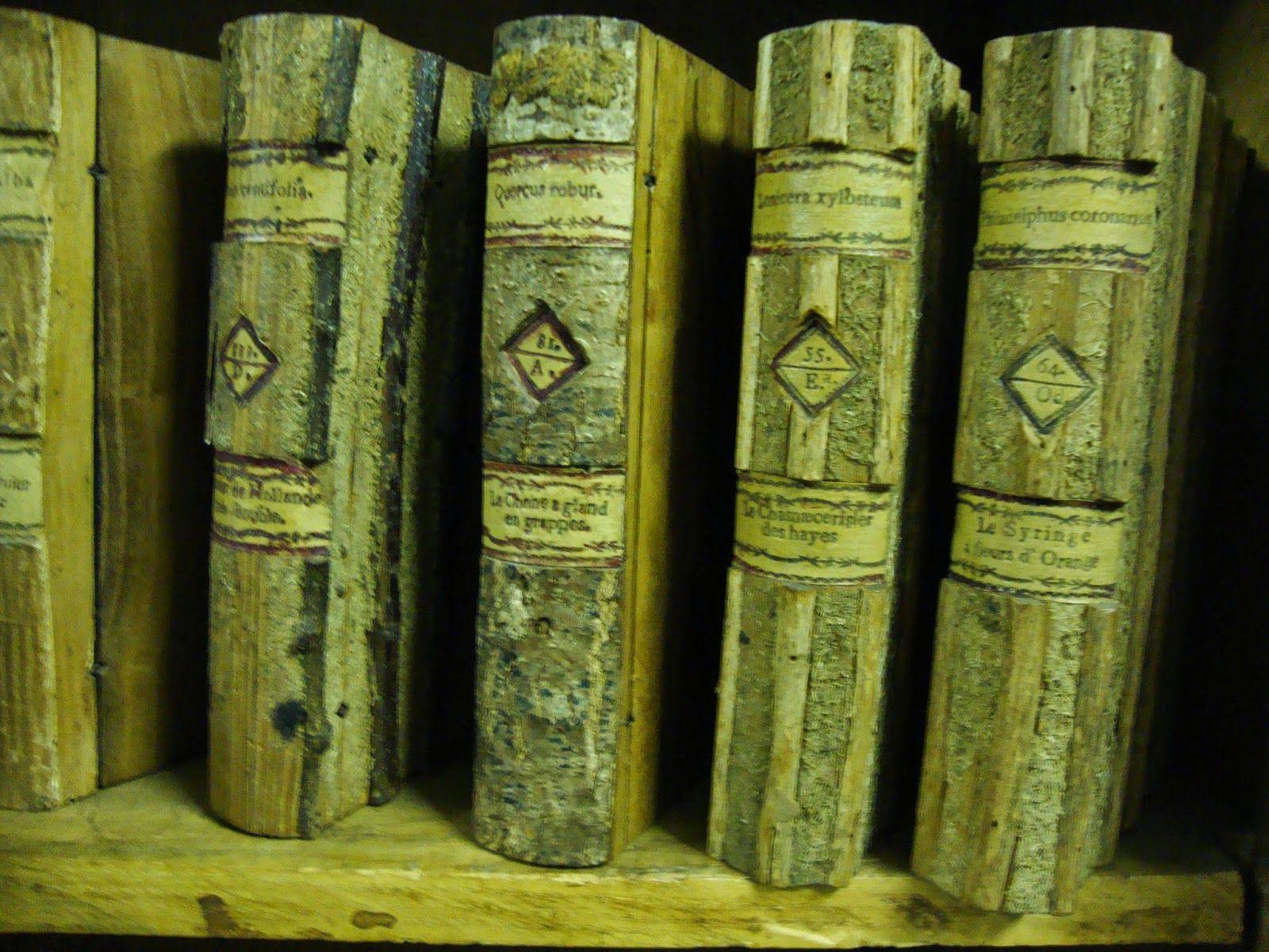 I Libretti di Monza (Holzbuch)