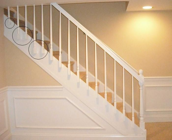 Best Install Wood Stair Railing Install Wood Stair Railing 640 x 480