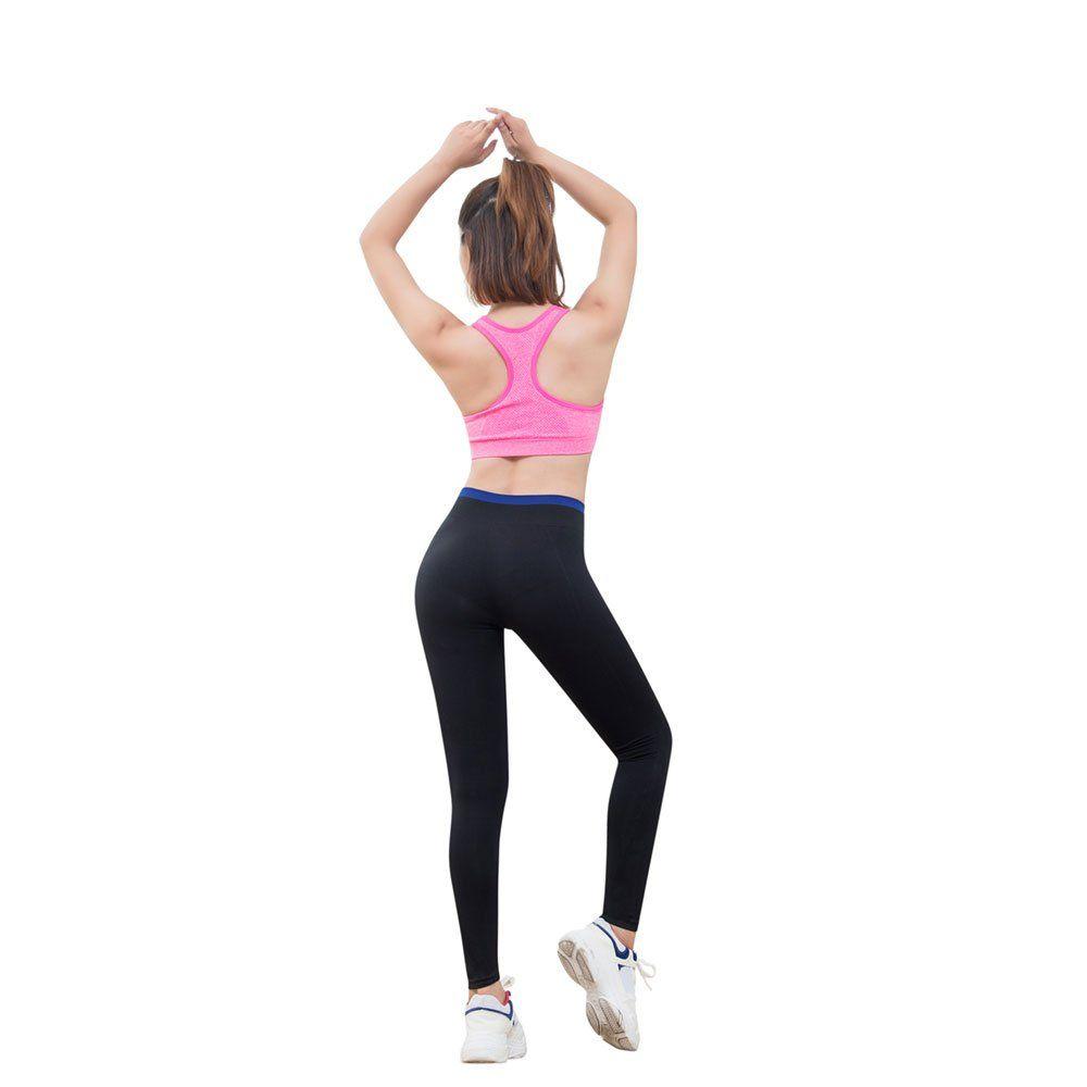 87a83c8b27dee NOVAYARD High Waist Yoga Pants for Women Running Sports Tights with Tummy  Control ** You