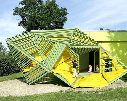 Modern Interior Design Of School In Berlin Germany