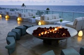 Rooftop Bar W Fort Hotel Best New Bar View With Images Fort Lauderdale Hotels Florida Hotels W Fort Lauderdale