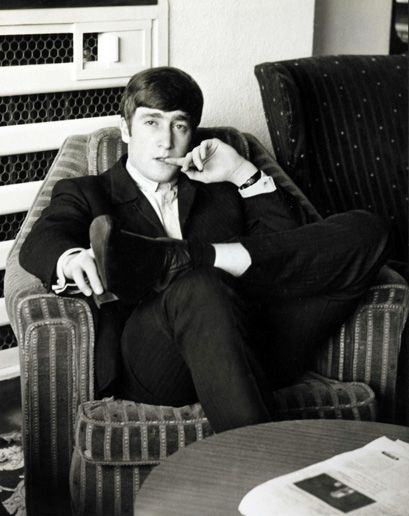 I just want to say a big happy birthday to John! The world misses you and your music! <3