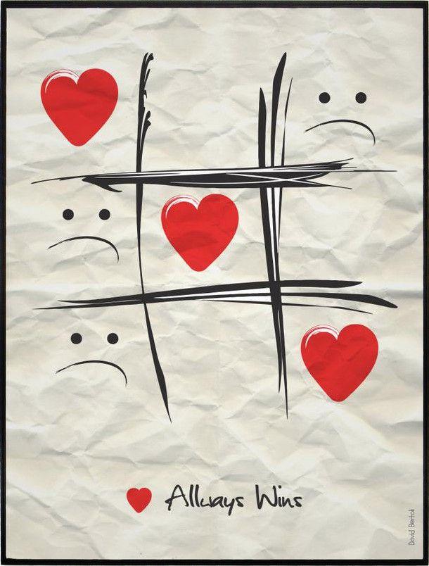 LOVE (ALWAYS) WINS