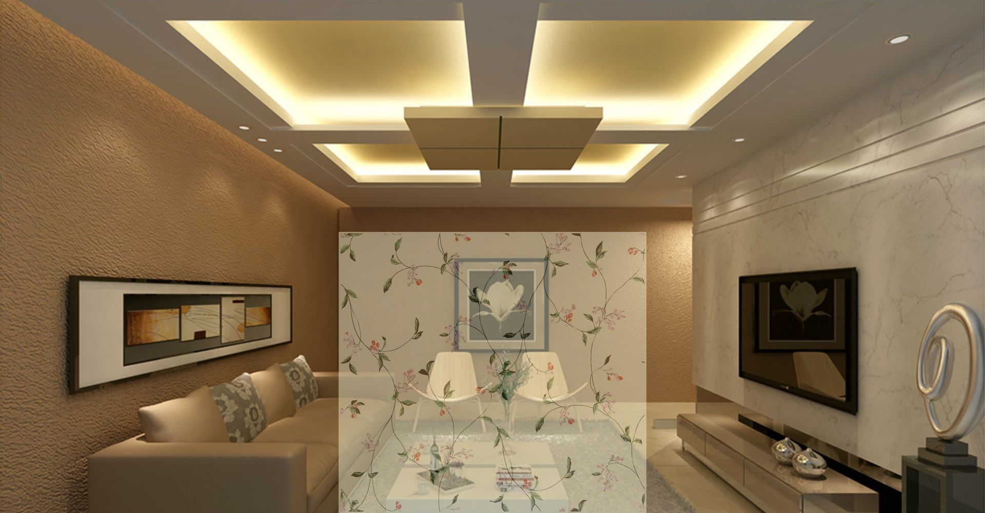 Marvelous tricks false ceiling design lobby simple false ceiling