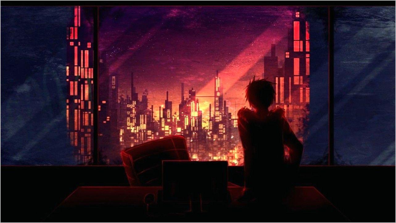 Lonely Wallpaper Lofi 4k Anime Background Cool Anime Wallpapers Durarara