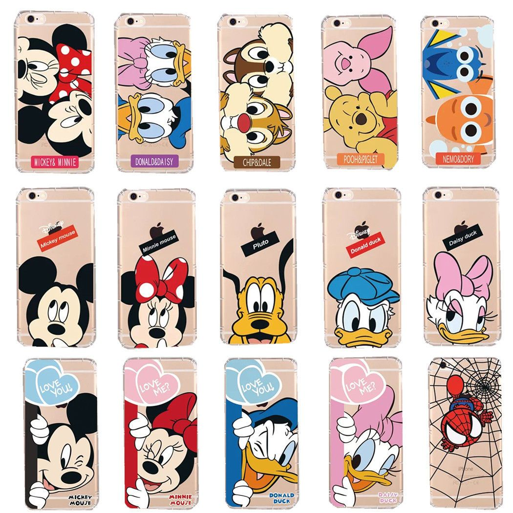 Cover Disney Dale Silicone Cases Skin