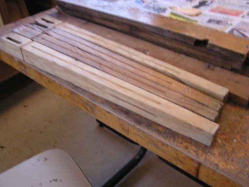 Hacer mesa de comedor extensible de roble, mi gran reto | Bricolage ...
