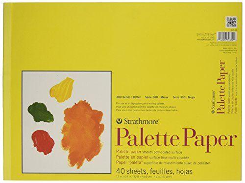 Strathmore Palette Paper Pad 12\