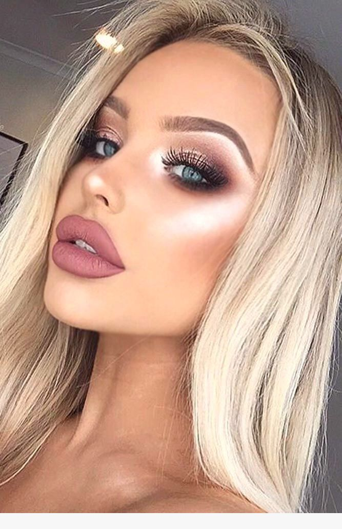 Glamorous 100+ Prom Makeup Ideas Full Face Prom makeup