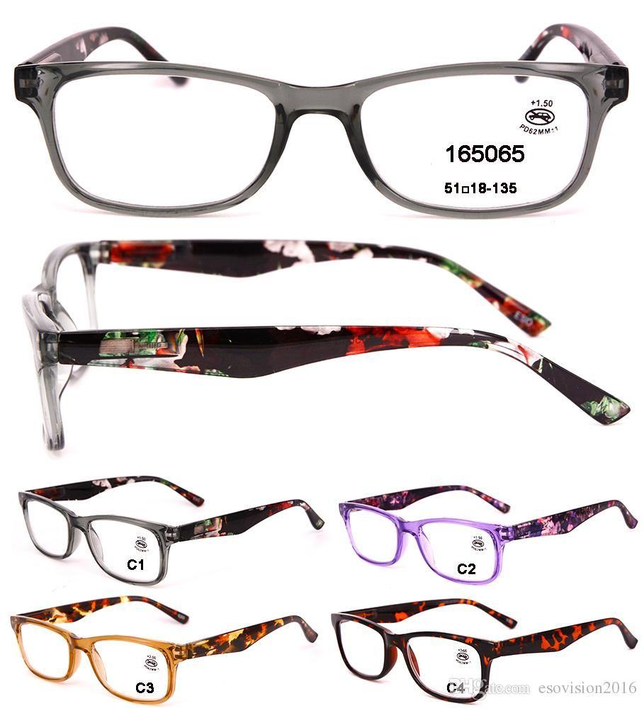 7296e30ea33 Wholesale Light Reading Glasses For Women Man High Quality Cheap Plastic  Read Glasses Fashion Vintage Read